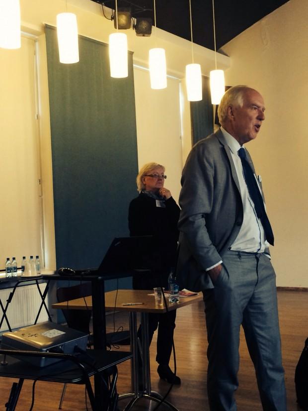 Švedų ambasadorius Estijoje